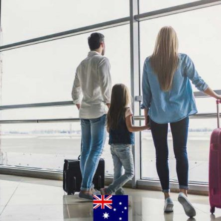 Visto Austrália – eTA – Electronic Travel Authority (601)