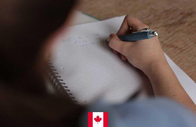 Visto de estudos para o Canadá