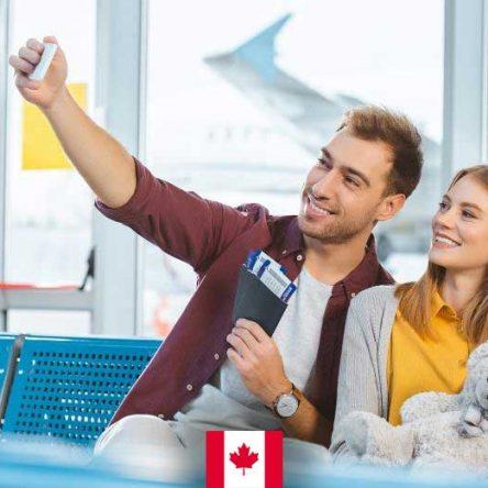 Visto de turismo para o Canadá – Estrangeiros