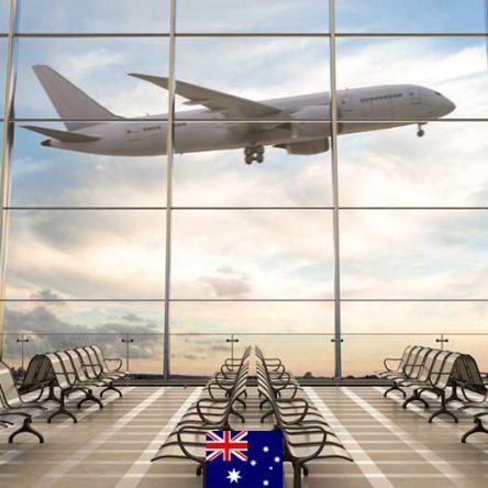 Visto Austrália – Trânsito (771)